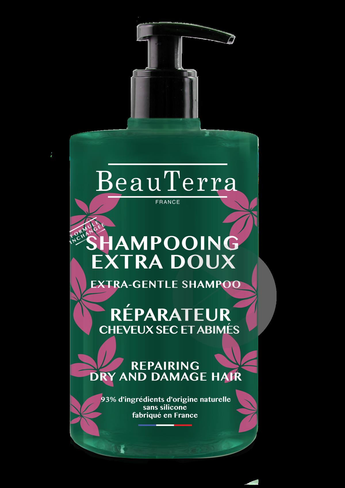 Shampooing Extra Doux - Réparateur - 750ml