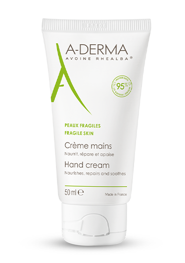 Aderma Soins Originels Cr Mains T 50 Ml