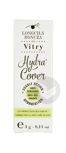 Hydra Cover Ar Vert Anti Rougeurs