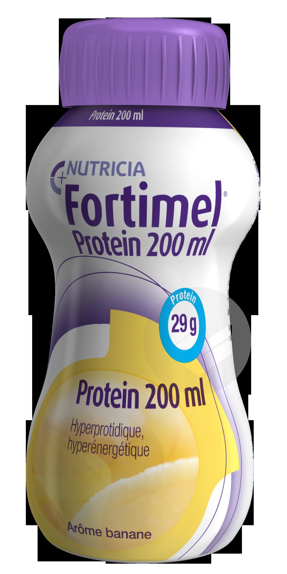 Fortimel Protein Banane 200 ml