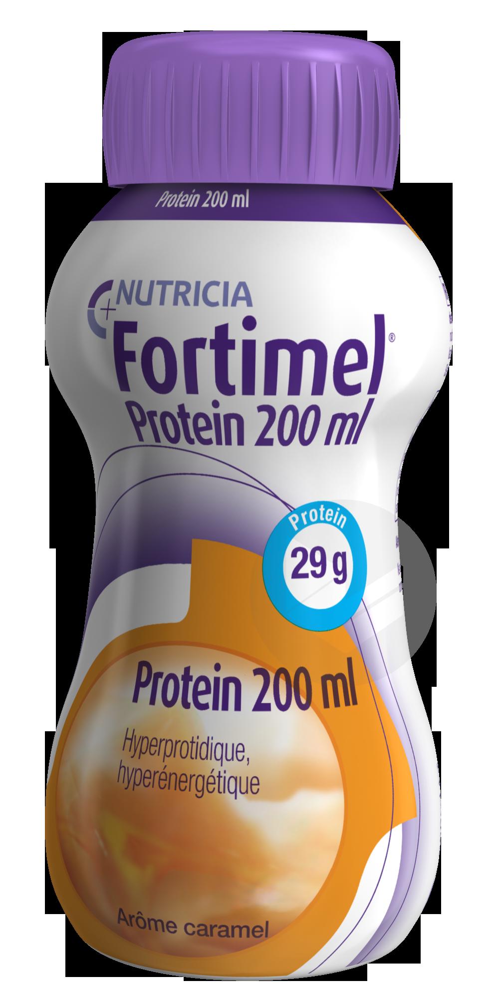 Fortimel Protein Caramel 200 ml