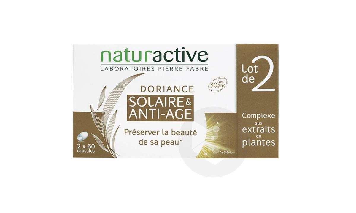 Doriance Solaire & Anti-Age 2x30 Capsules