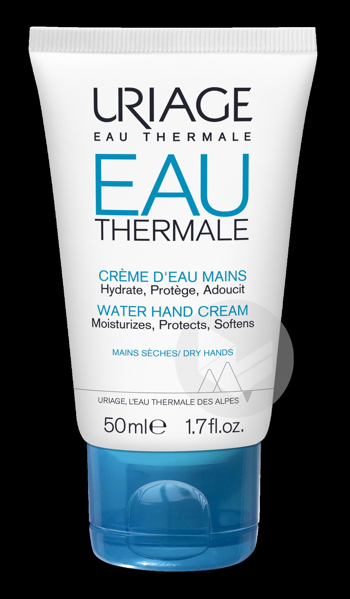 EAU THERMALE Crème d'eau mains 50ml