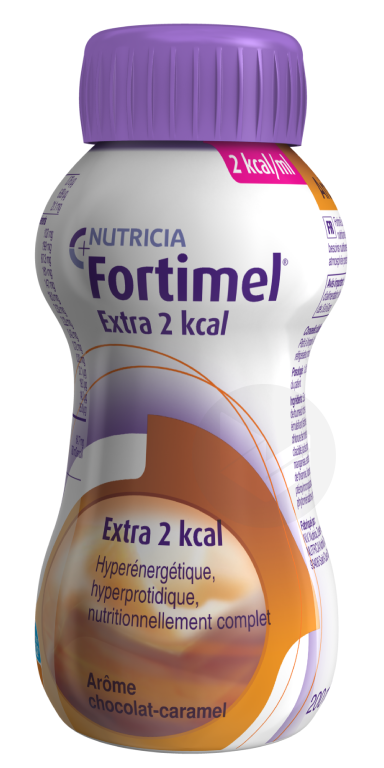 Fortimel Extra 2 Kcal Chocolat Caramel 200 Ml
