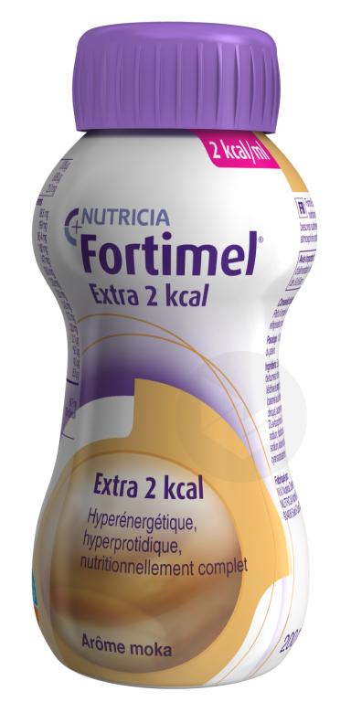 Fortimel Extra 2 kcal Moka 200 ml