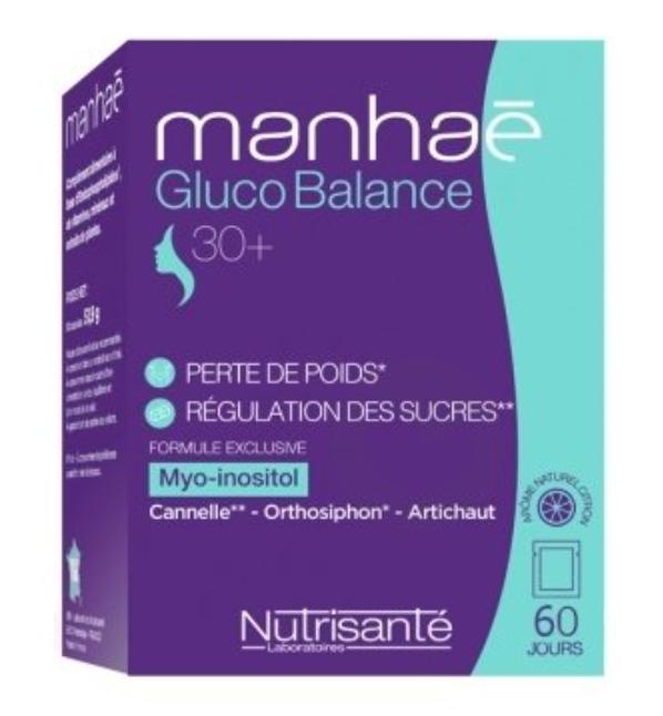 Manhae Gluco Balance Pdr 60 Sach
