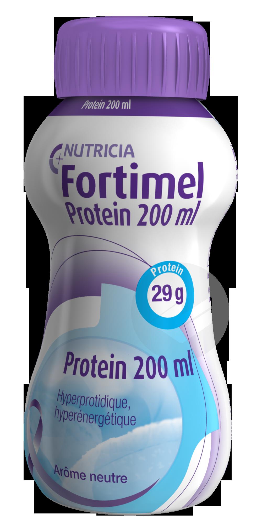 Fortimel Protein Sensation Neutre 200 Ml