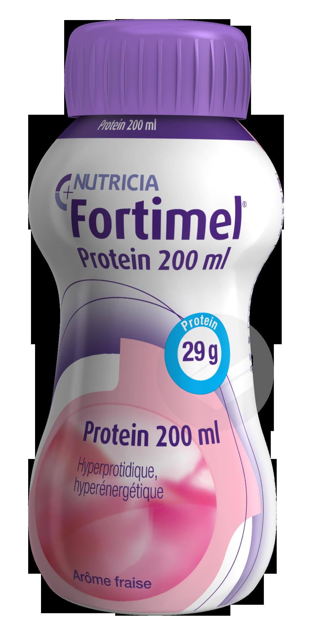Fortimel Protein Fraise 200 Ml