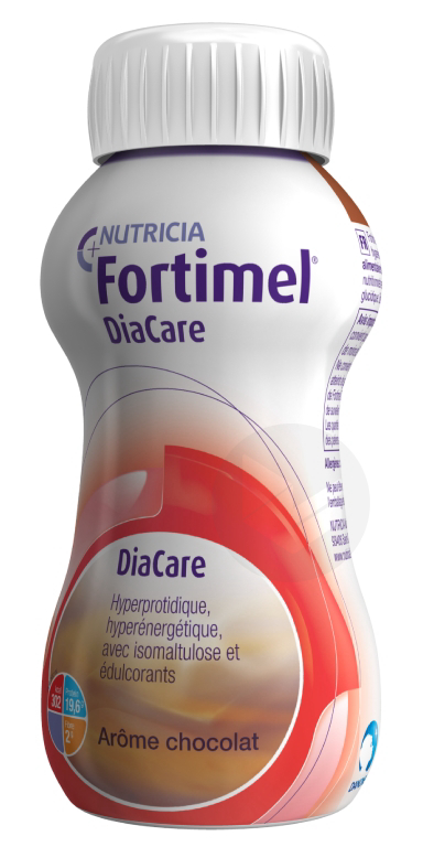 Fortimel Dia Care Chocolat 200 Ml