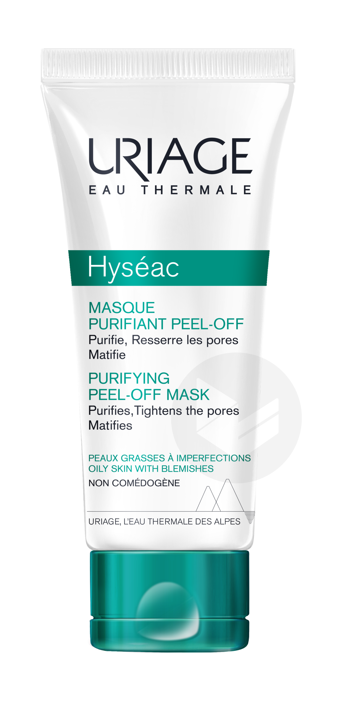 Hyseac Masque Peel Off Doux 50 Ml