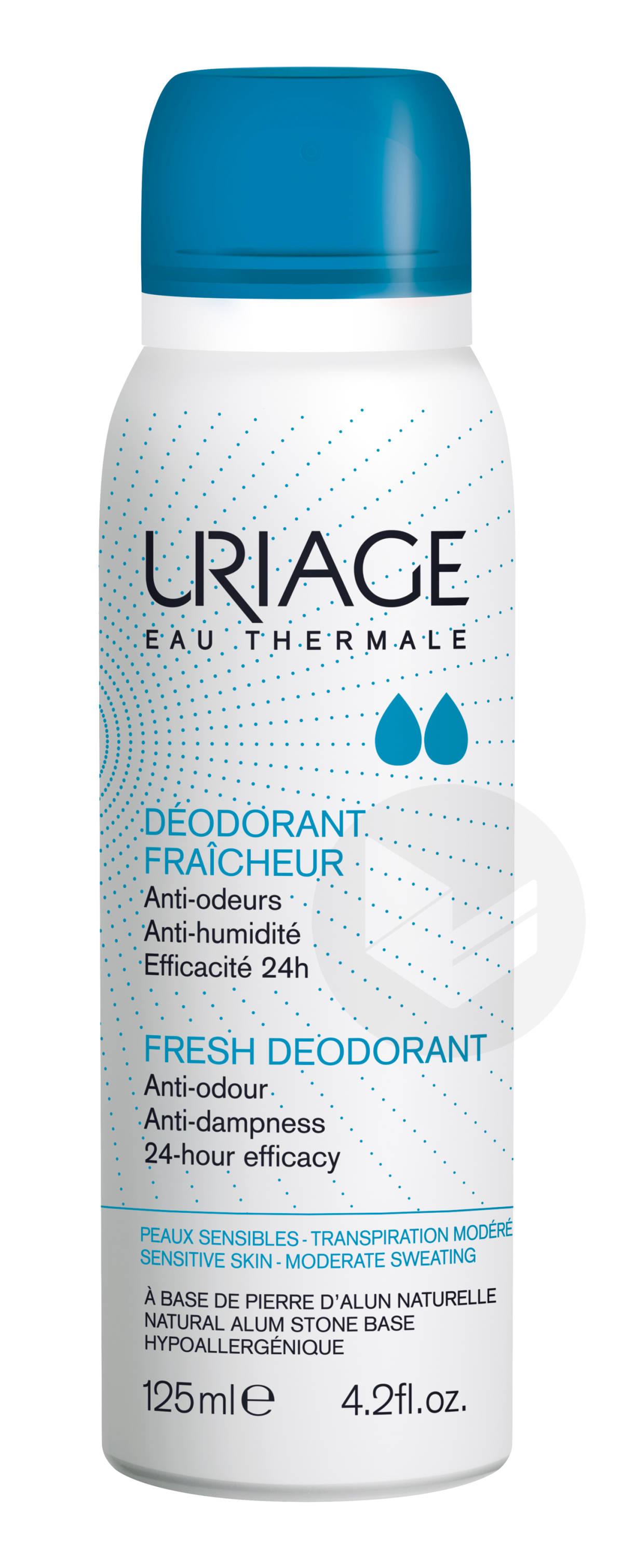 Deodorant Fraicheur 125 Ml