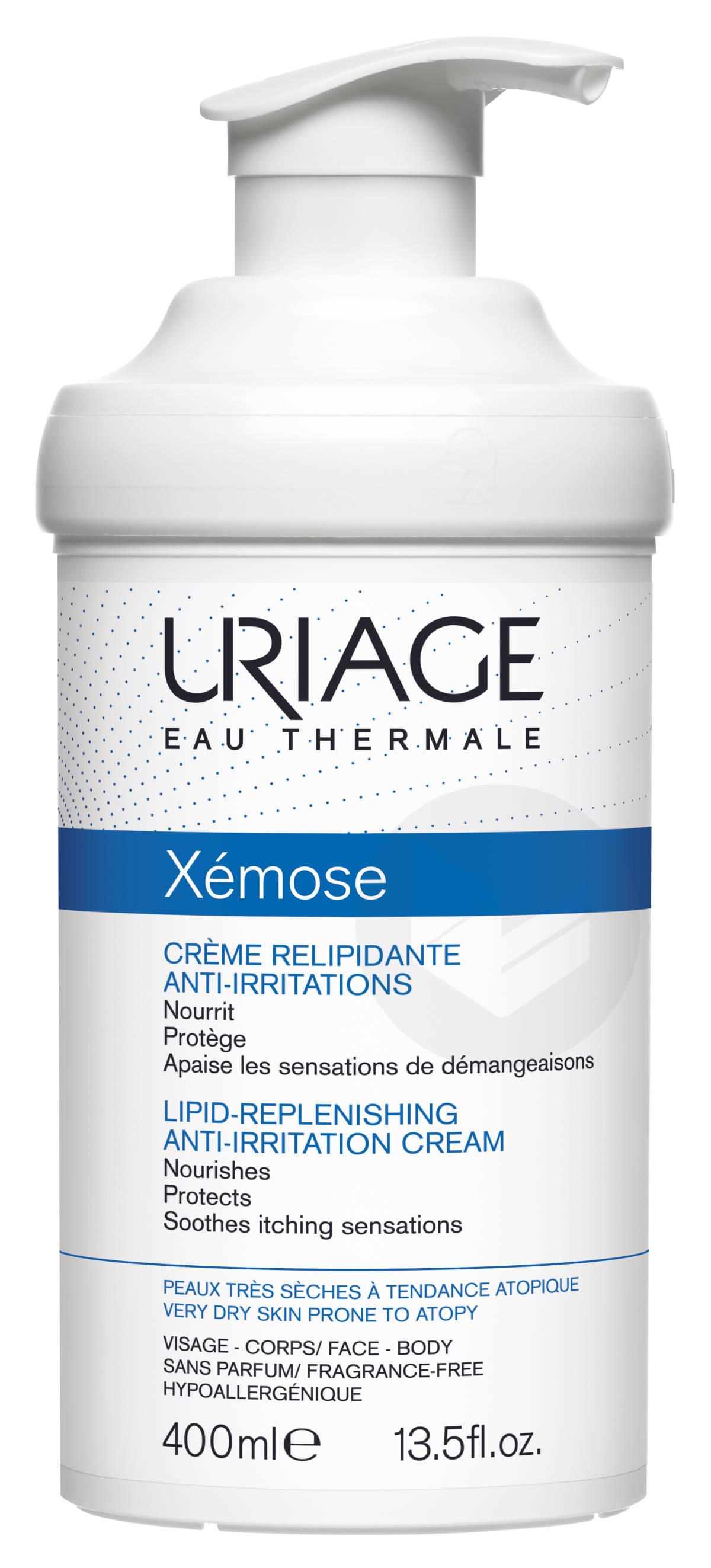 Crème relipidante anti-irritations 400ml