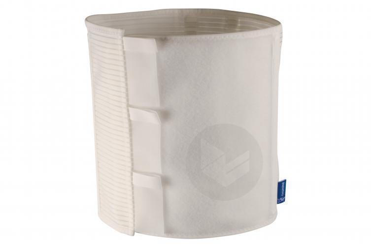 Dynabelt Ceinture Abdominale Blanc H 26 Cm T 4