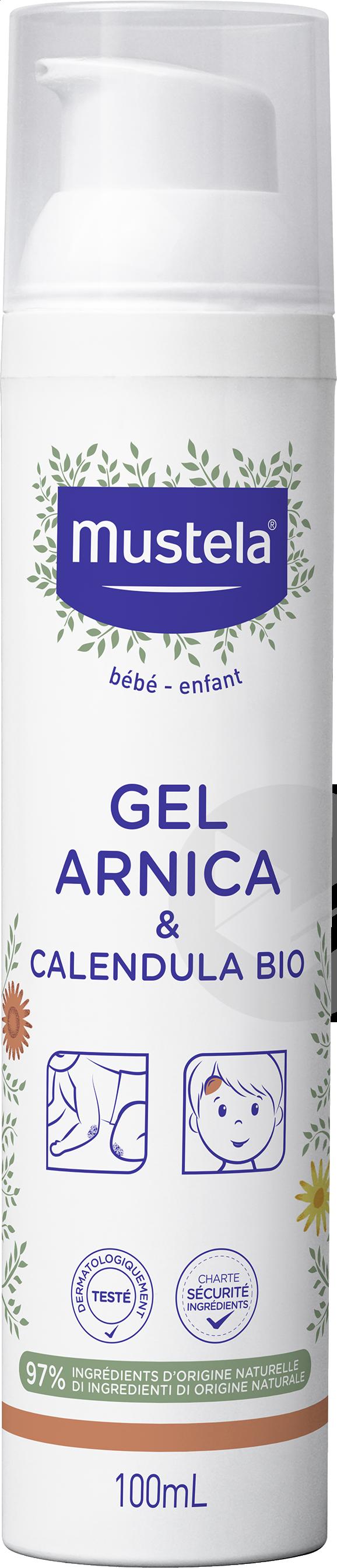 Gel Arnica Mustela 100 ml