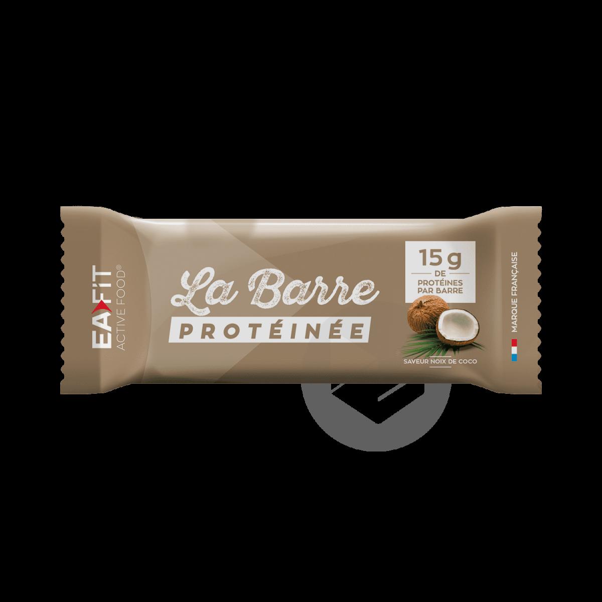 Barre Proteinee Noix De Coco 46 G