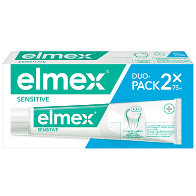 Elmex Sensitive Pate Dentifrice 2 T 75 Ml