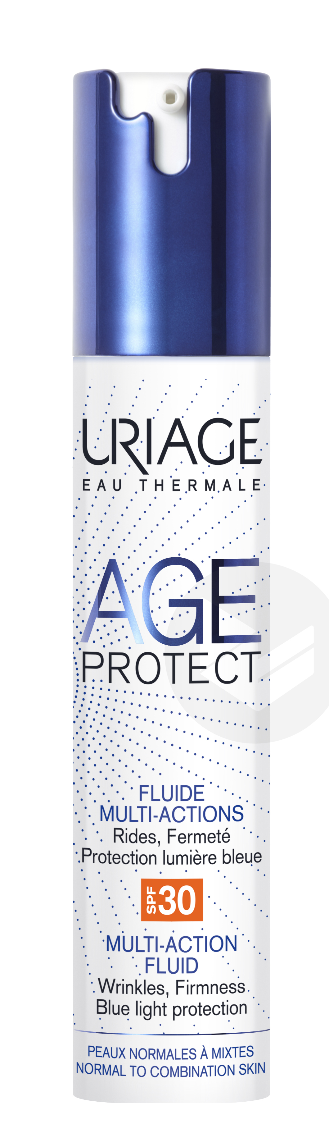 Age Protect Fluide Multi Actions Spf 30 40 Ml