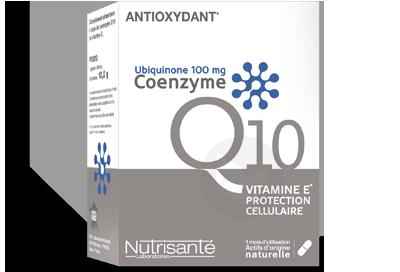 Coenzyme Q10 30 gélules