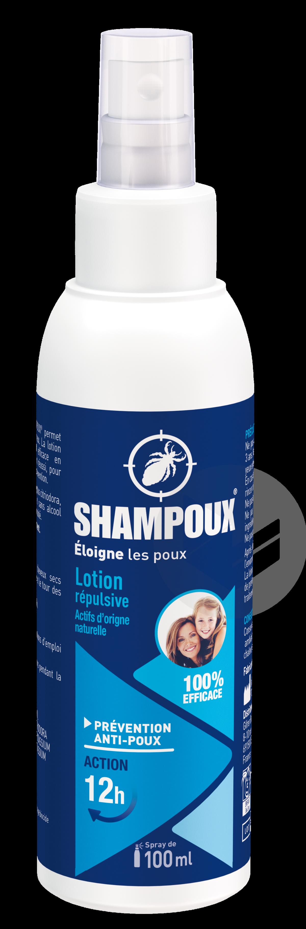Lotion Repulsive En Spray 100 Ml