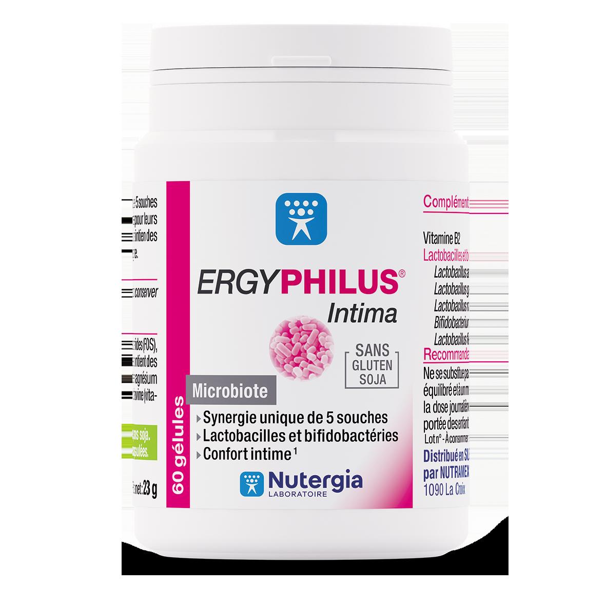 EGRYPHILUS Intima 60 gélules