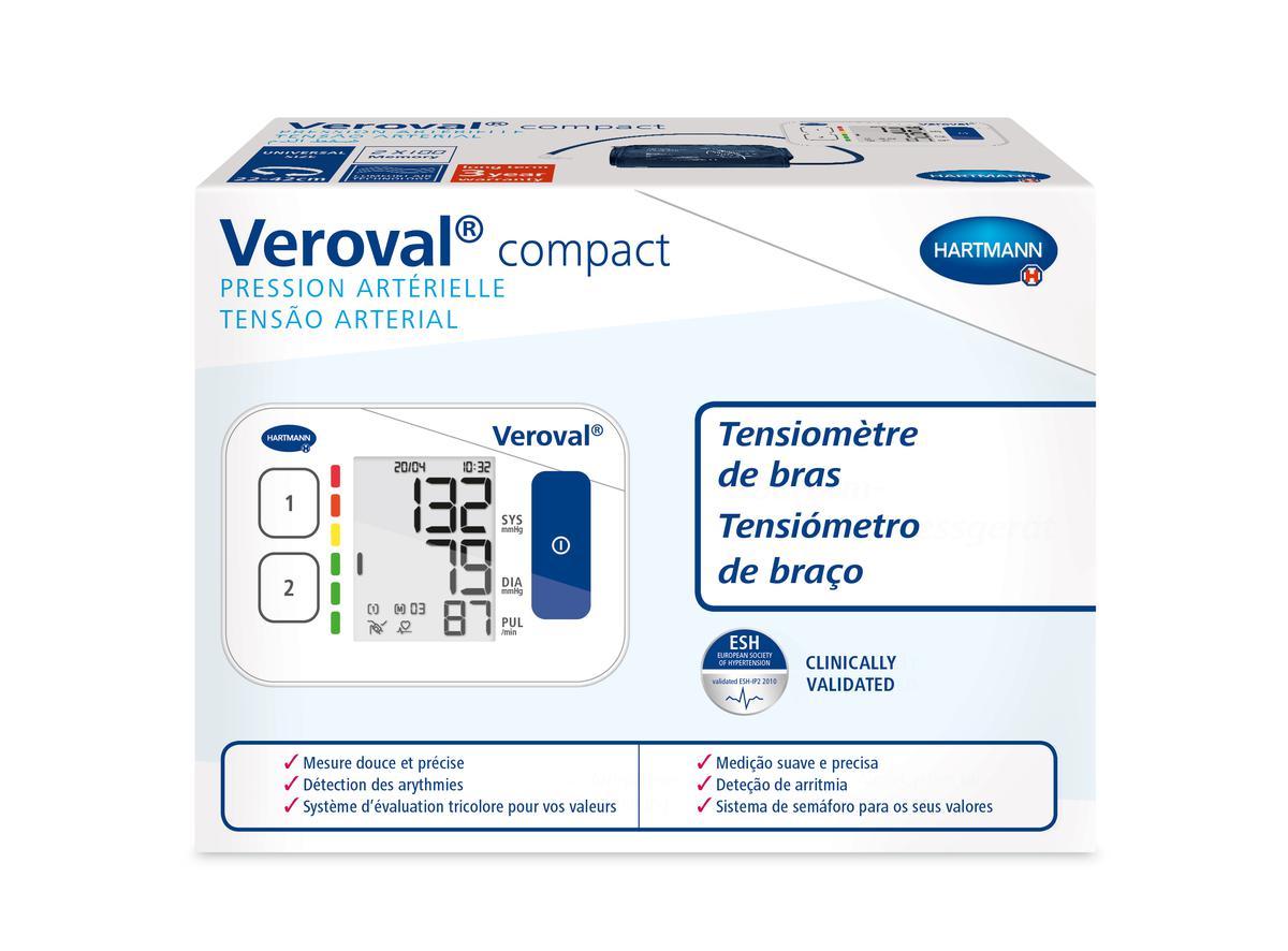 Veroval Compact Tensiometre De Bras