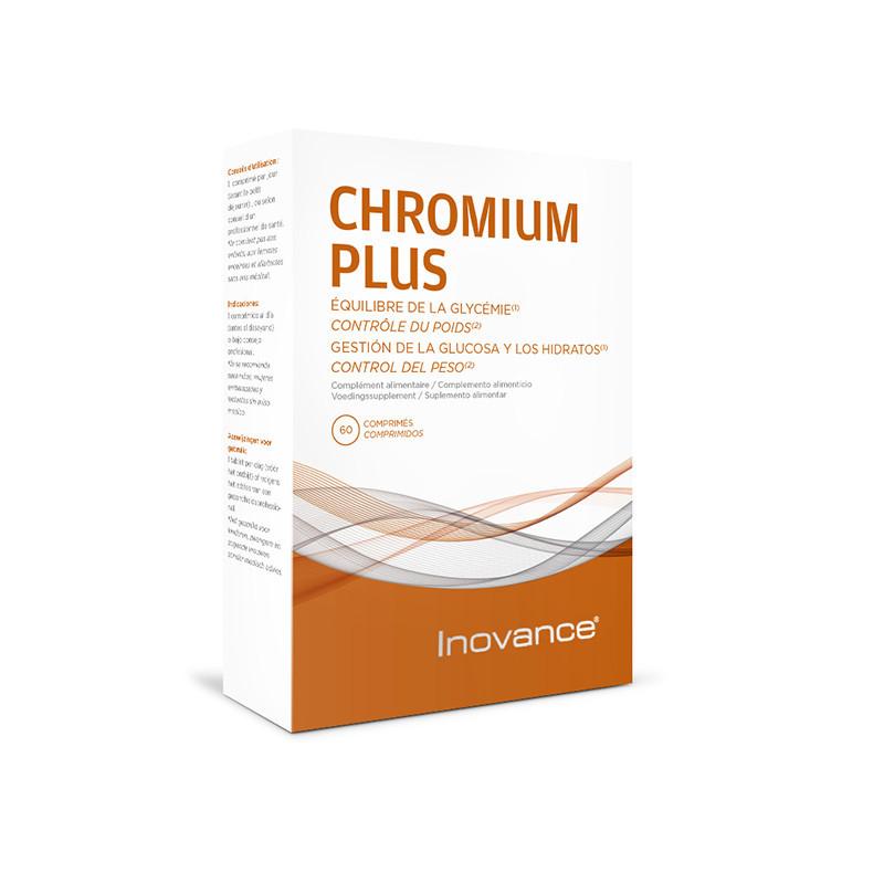 Chromium Plus 60 Comprimes