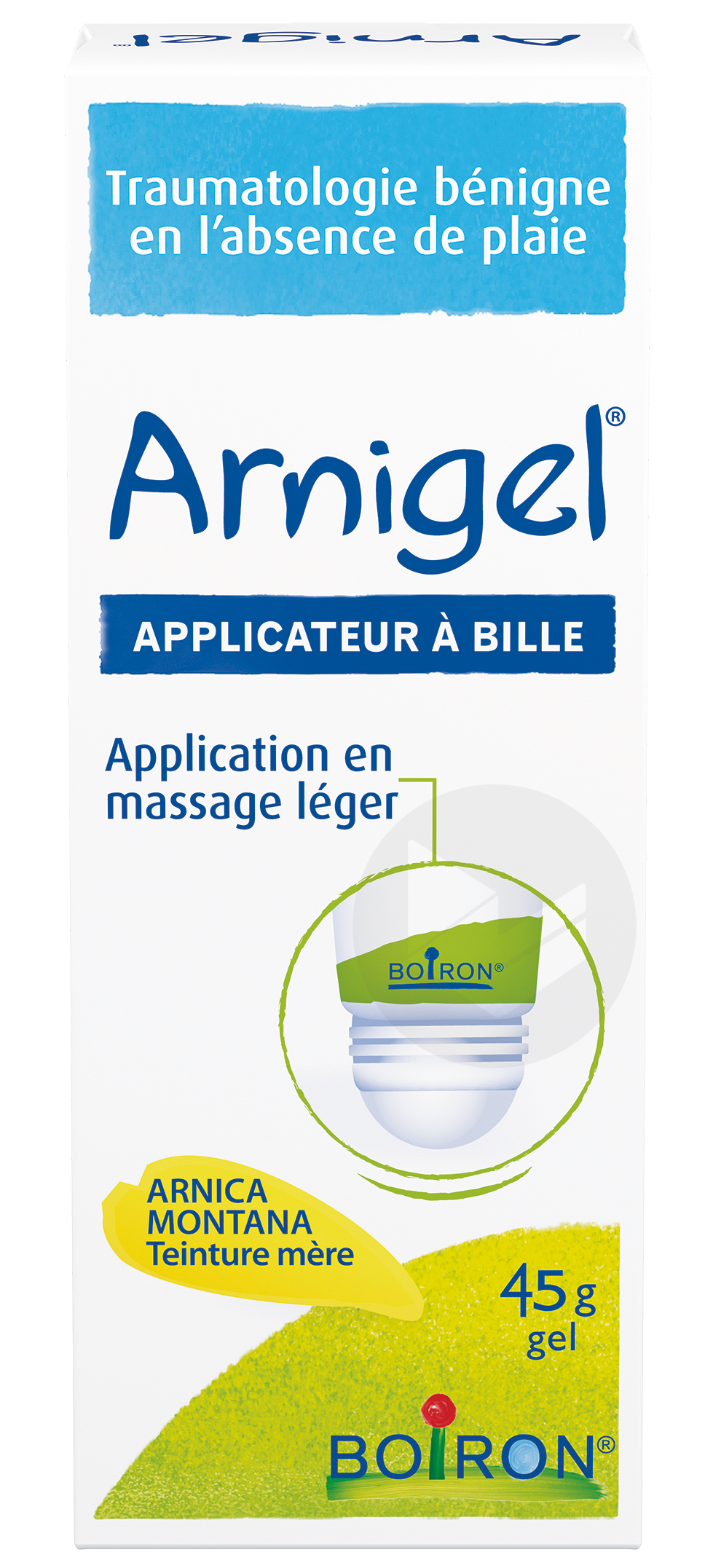 Arnigel Applicateur A Bille 45 G