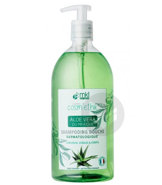 Cosmethik Shampooing Douche Aloe Vera 1 L
