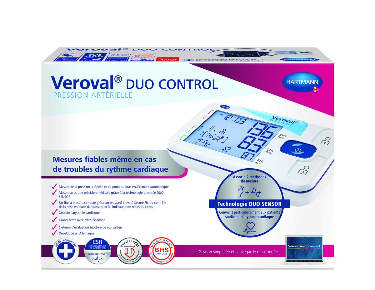 Veroval Duo Control Tensiometre Medium