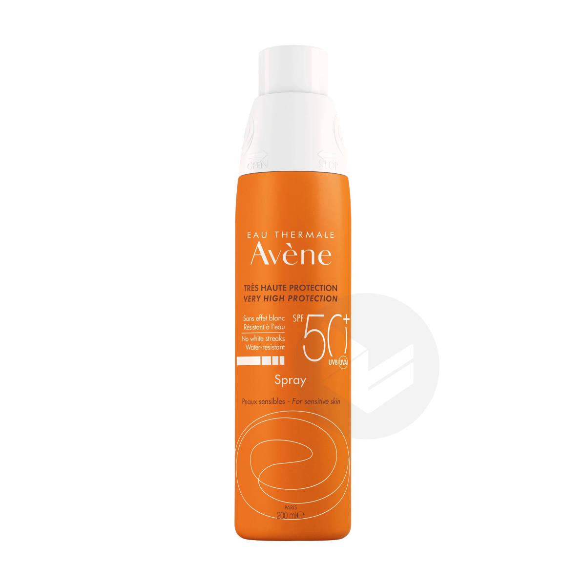 Avene Solaire Spray 50