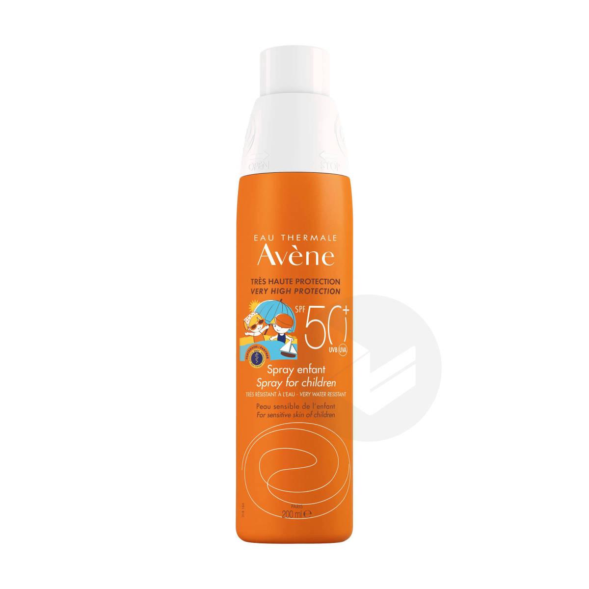 Spray Enfant SPF50+ 200ml
