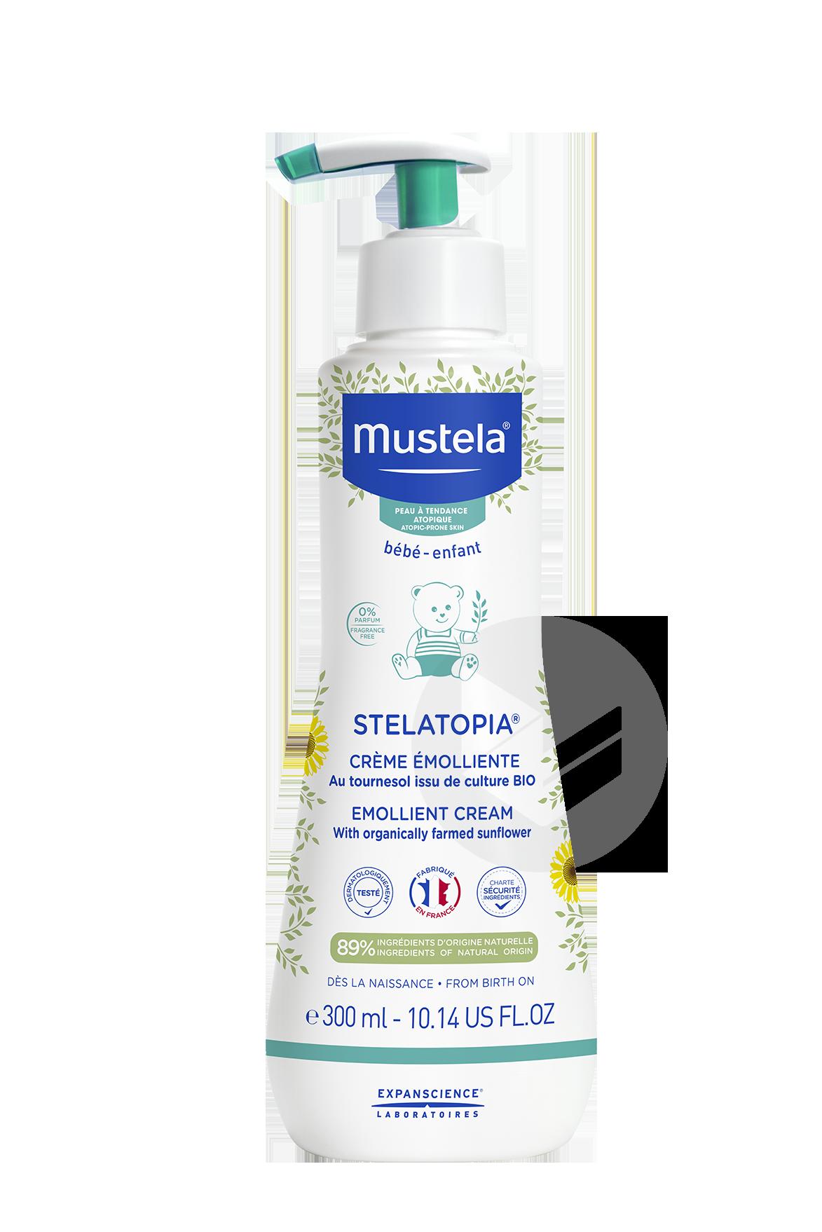 Crème émolliente Stelatopia 300ml