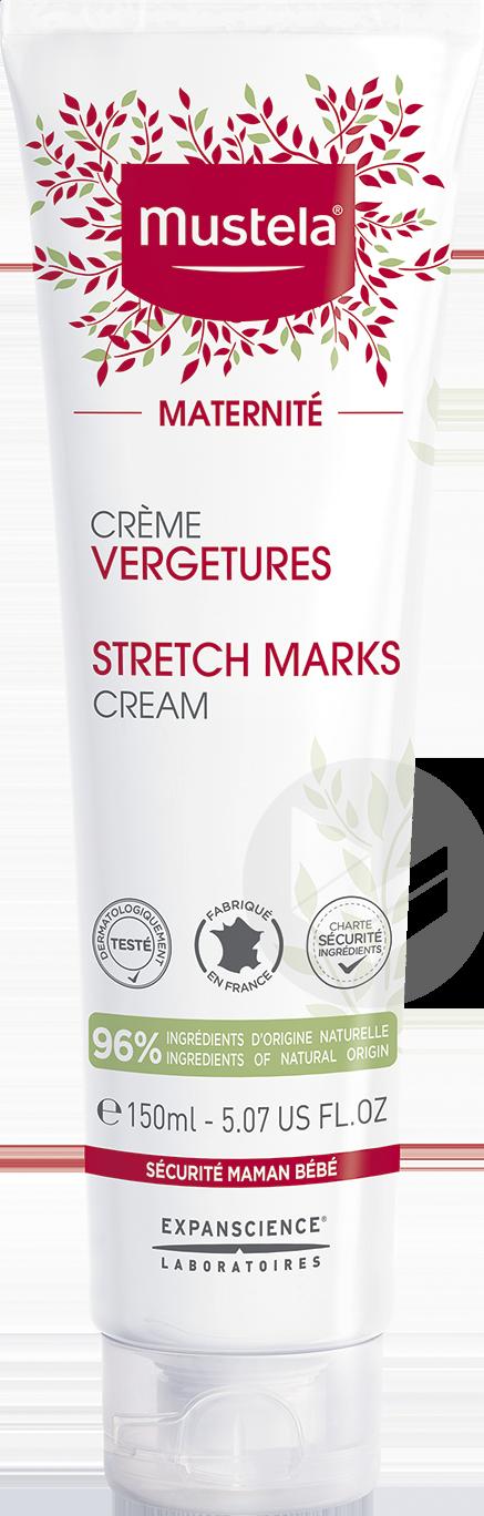 Crème vergetures avec parfum 150ml