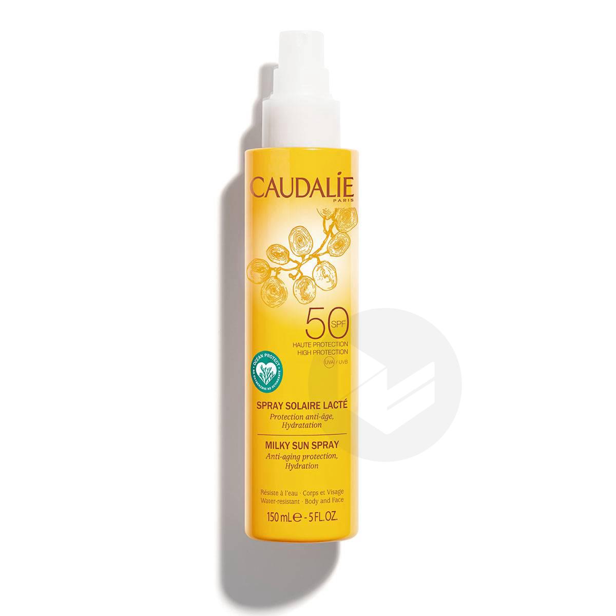 Spray Solaire Lacte Spf 50 150 Ml