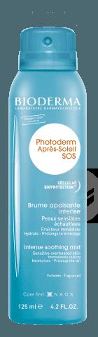 Après solaire SOS Spray 125 ml