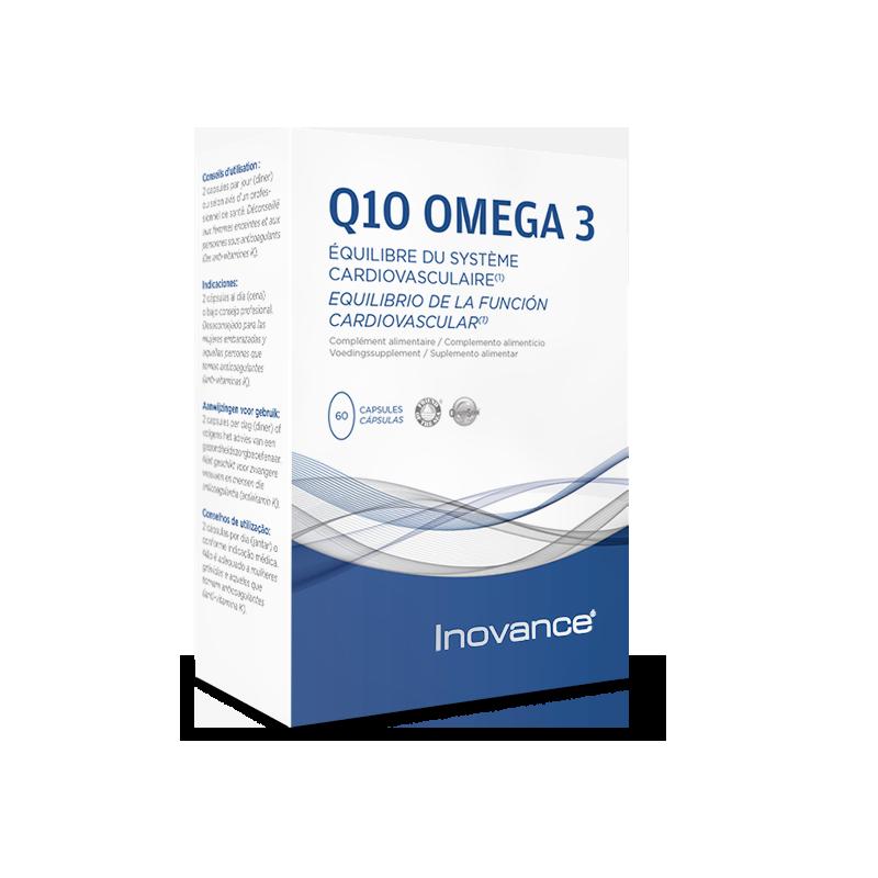 Q 10 Omega 3 60 Capsules