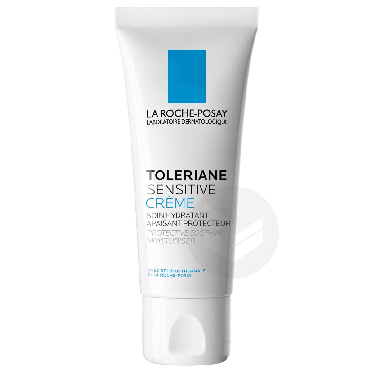 Toleriane Sensitive Soin hydratant apaisant protecteur 40ml