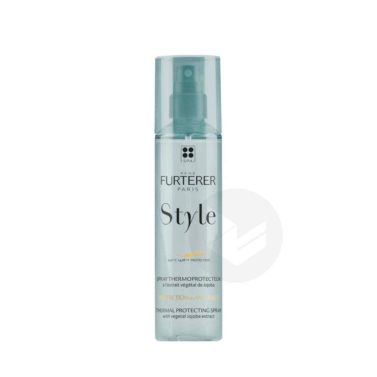 Spray thermoprotecteur protection cheveux 150ml