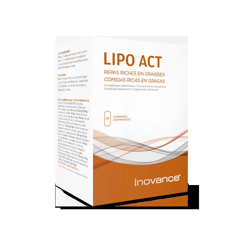 LIPO ACT 90 comprimés