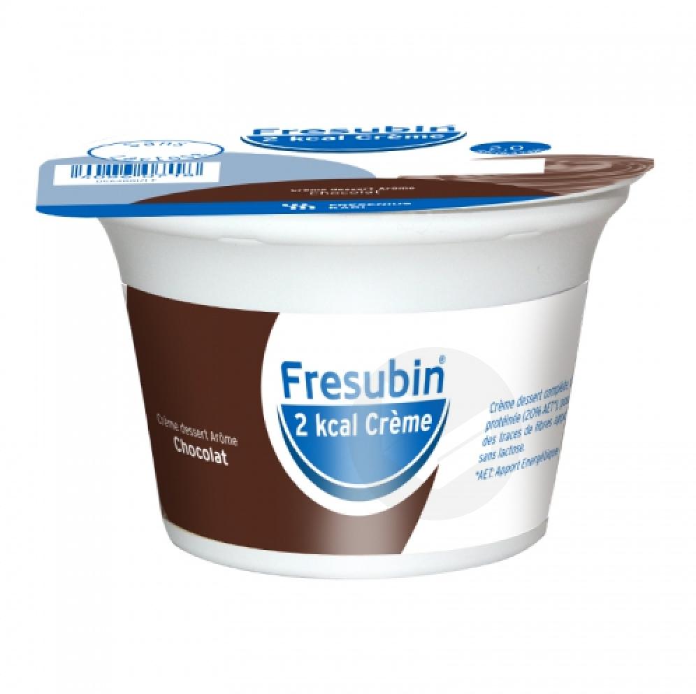 Fresubin Crème Sans Lactose Chocolat 200g lot de 4