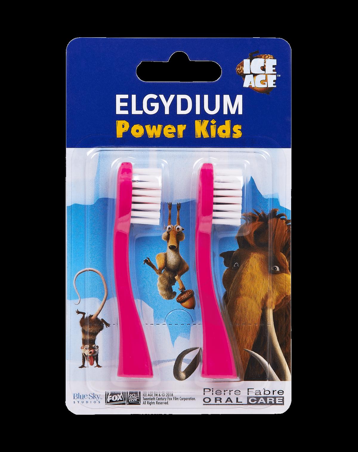Recharge pour brosse à dents électrique âge de glace