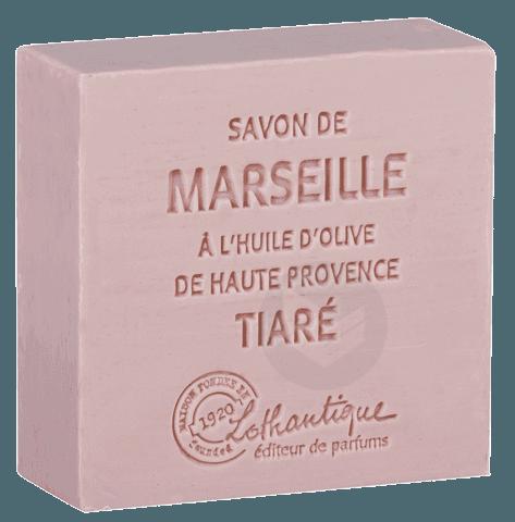 Savon de Marseille Tiaré 100g