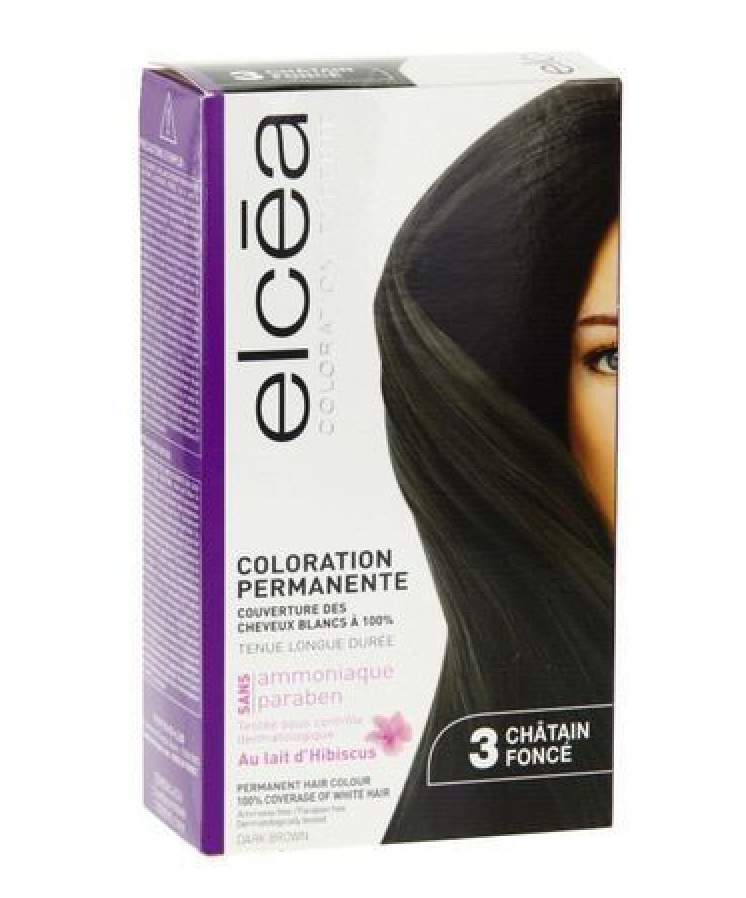 Coloration Experte Chatain Fonce