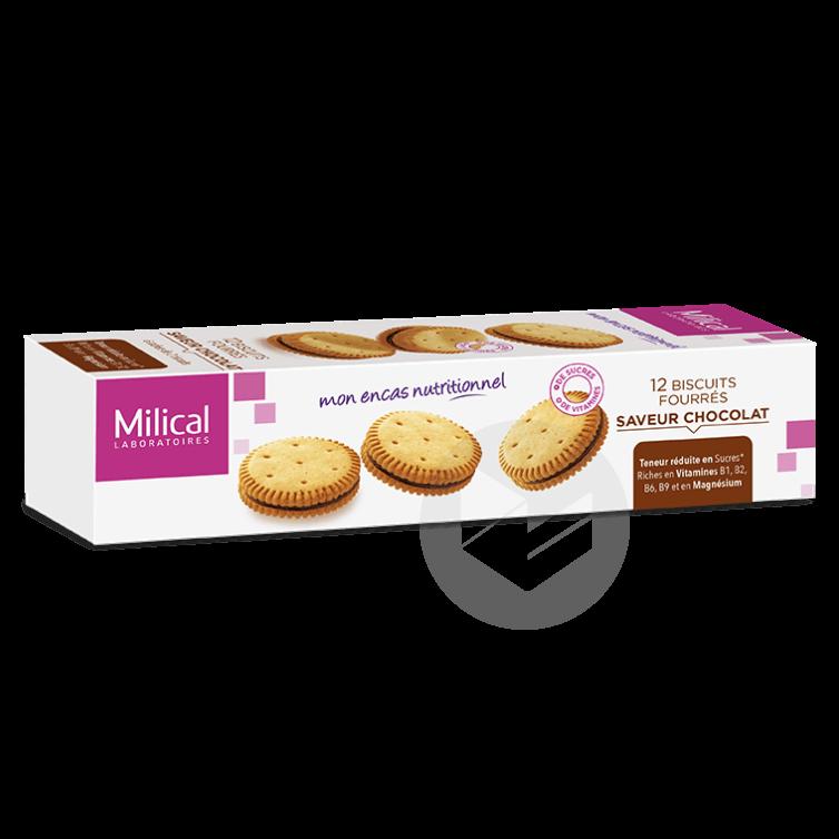 MILICAL Biscuit fourré