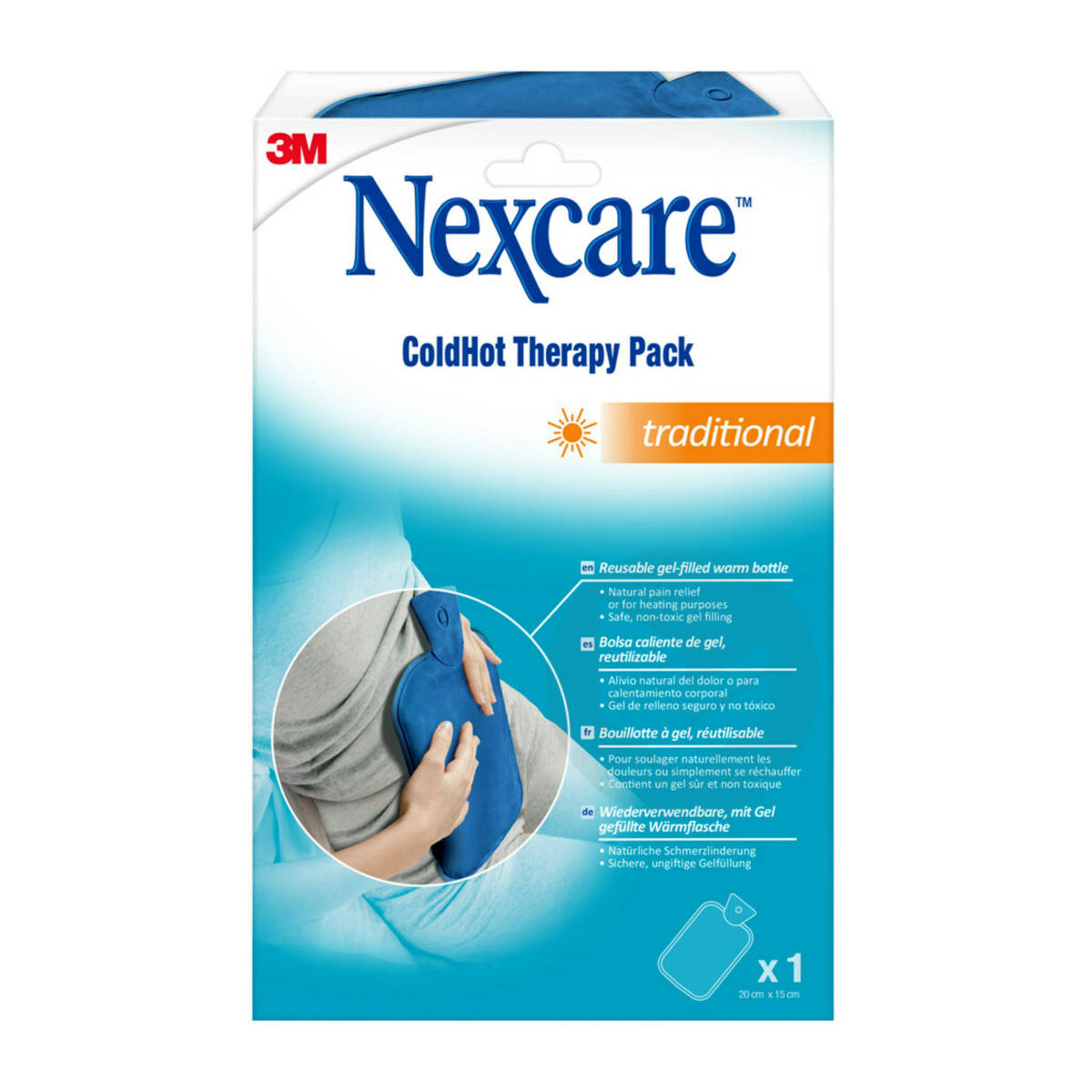 Coussins Thermiques Nexcare Cold Hot Tradition