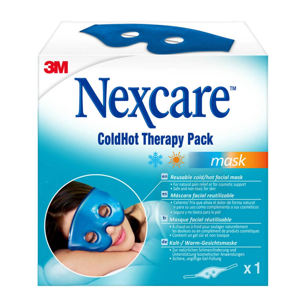 Nexcare Cold Hot Masque A Coussins Thermiques