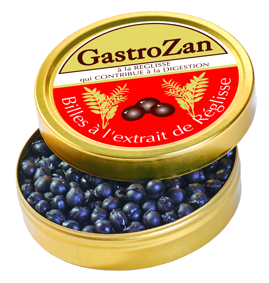 Zan Gastrozan 40 G