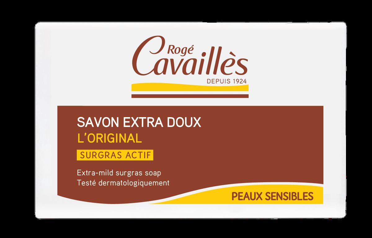 Savon Surgras Extra Doux L Original 150 G
