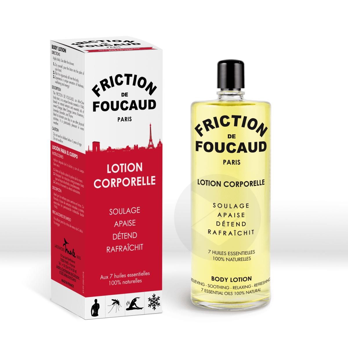 Friction de Foucaud250ml