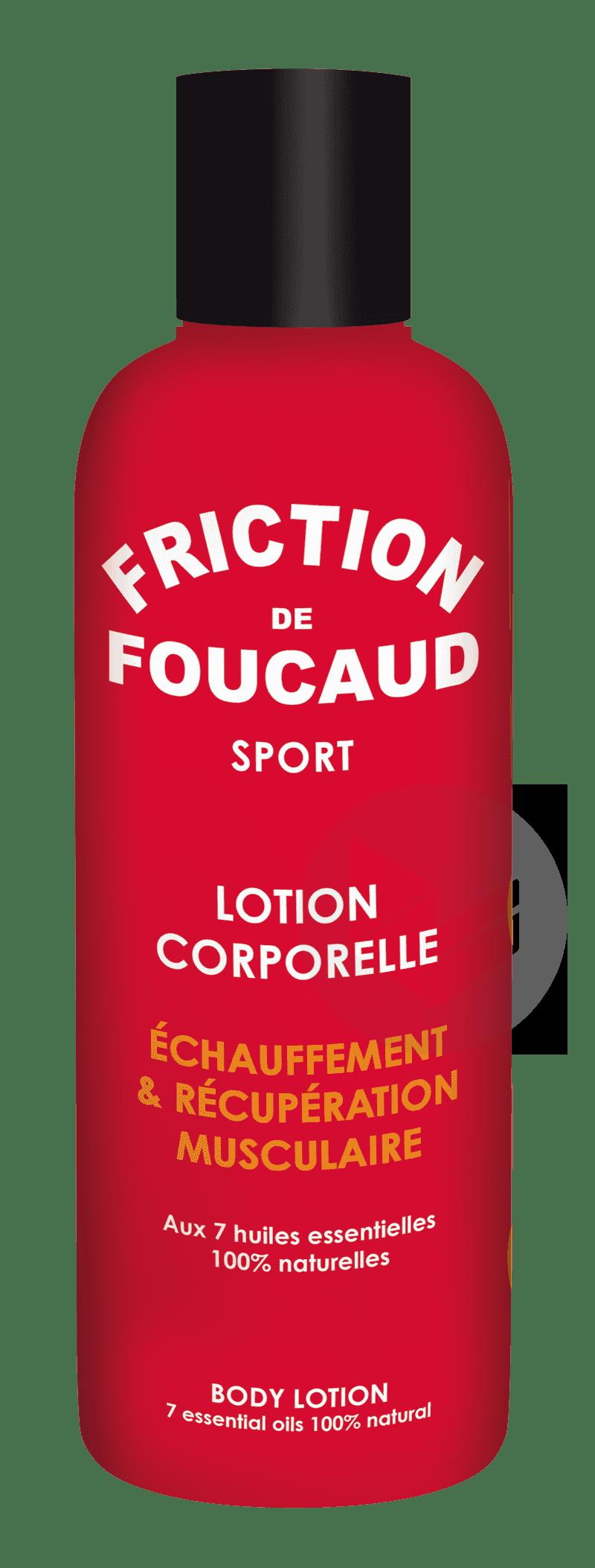 Friction de Foucaud Sport